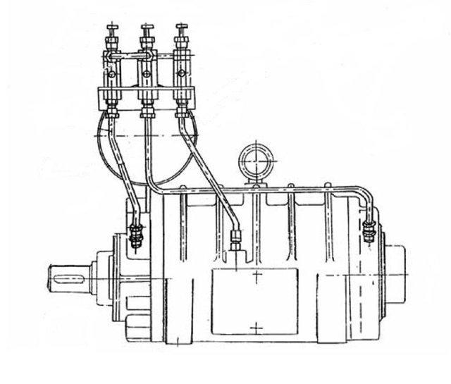 Система смазки вакуумного насоса своими руками